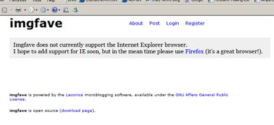ie nonsupport
